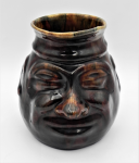 Lot 160 - Vintage Australian Pottery Rupert Bunny Jug - attributed to John Campbell - no marks to base - 16cm H