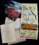 Lot 7 - Large lot - Vintage South Pacific Daybill Movie Posters & Programs - approx 80 Daybill Posters & 35 programs - some staining to some posters