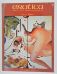 Lot 41 - Soft Cover Art Reference Book - Erotica - Aspects of the Erotic in Australian Art - by Cedric Flower pub by Sun Books Pty Ltd