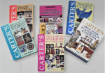 Lot 48 - Group lot Carters Reference Books inc  1195 Ed Australiana & Collectables Price Guide, 1995 - 1998 Editions, 2006 Edition Price Guide to Antiques in A