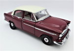 Lot 102 - 1-18 Scale Model Diecast FE Holden - two tone Burgundy with cream roof by Classic Carlectables